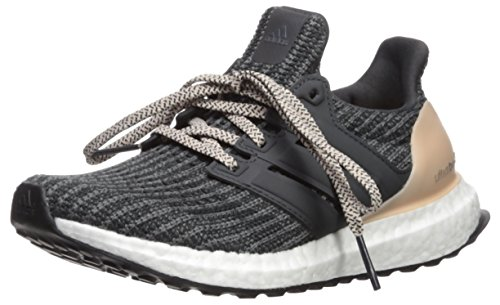 adidas Women's Ultraboost w Road Running Shoe, Grey Five/Carbon/Ash Pearl, 8 M US