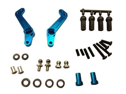 Aluminum steering crank (for Tamiya TT-02) drift for STD-217D by Square (Crank Std)