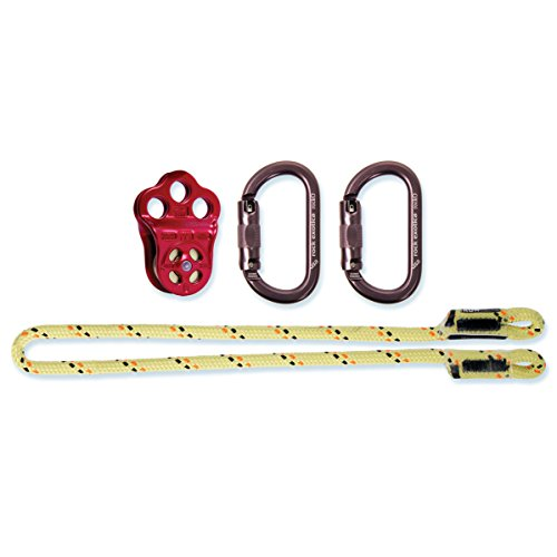 """DMM Hitch Climber Pulley Set - 7/16"""" or 1/2"""" Ropes by DMM"""