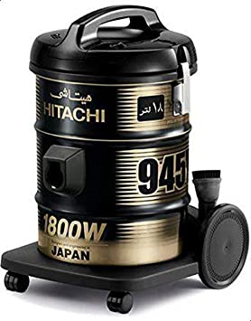 Hitachi Vacuum Cleaner Drum Type 18Ltr 1800W - CV-945Y