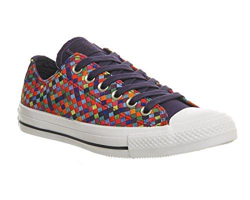 e12b46ce601e Converse Chuck Taylor All Star Zapatos de lona unisex Multi Woven ...