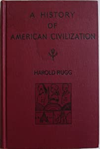Hardcover A History of American Civilization: Economic and Social Book