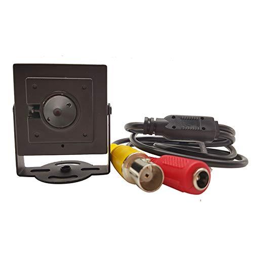 Ares Vision 2MP 4 in 1 TVI/CVI/AHD/CVBS Hidden Covert PINHOLE CCTV Camera (BNC) Connection