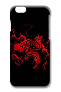 iPhone6/6s Case,Full Wrap Print,High Quality Hard PC Material,Stylish And Durable Cell Phone Shell For iPhone6/6s_Cool Razer 6