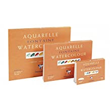 Clairefontaine Watercolour 300g Block 24x30cm NOT - 25 sheets