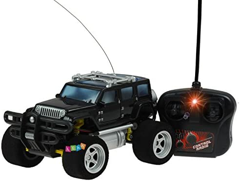 LEAN Gomme in Spugna autoradio Jeep RC Caricatore