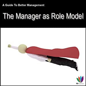 The Manager as Role Model Audiobook