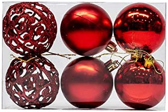 2XPack of 12 24 40mm  Christmas Tree Hanging Bell Decoration Ornament