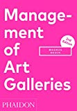img - for Management of Art Galleries book / textbook / text book