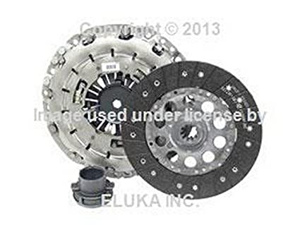 Image Unavailable. Image not available for. Color: BMW OEM Clutch Kit Set 240MM E46 ...