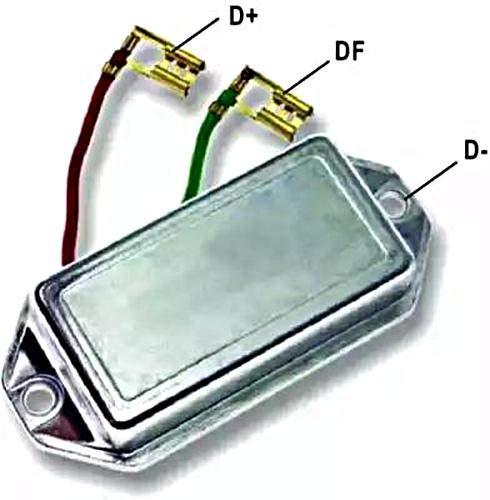 Regulador de voltaje alternador 14V 65A 940016005800 AMP0058
