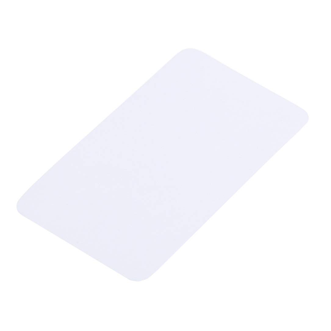 lehao 100 Pcs Blank Cardboard Paper Message Card Business Cards Vocabulary Word Card Index Cards DIY Gift Tags Card,White