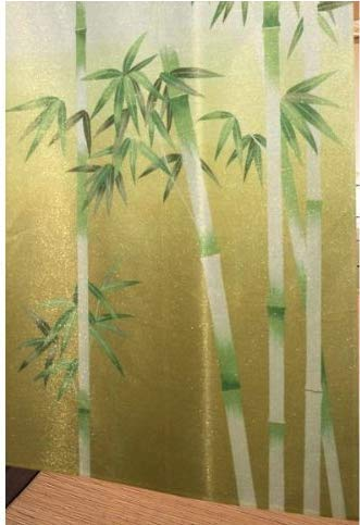 Made in Japan Noren Japanese Doorway Curtain Bamboo Forest 33.5x59.1