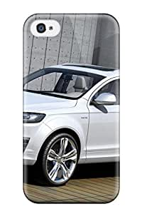 Hot LDqHEWR6095SrXBE Audi Q7 5 Tpu Case Cover Compatible With Iphone 4/4s