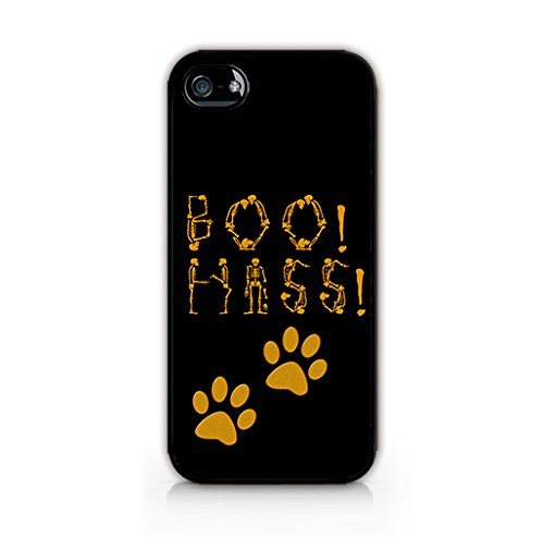 Boo hiss-Funny Haloween-Phonecase-Hard plastic case for iphone -