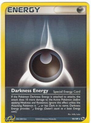 Darkness Energy - EX Ruby & Sapphire - 93 [Toy]