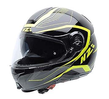 NZI Combi Duo Graphics Casco De Moto(Sport,X-Grande)