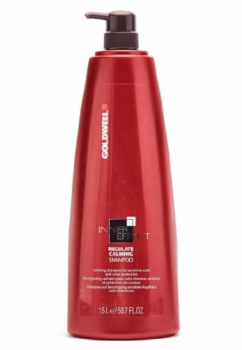 Goldwell Inner Effect Regulate Calming Shampoo 50.7 oz (1.5 Liters) by Goldwell
