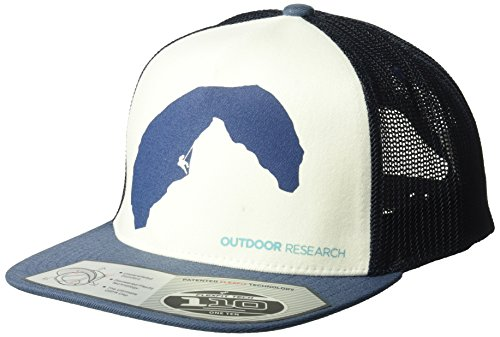 - Outdoor Research Negative Space Trucker Cap, Vintage, 1size