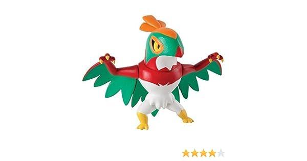 Pokemon Figura De Acción / Pokemon Figura De Colección Resladero / Hawlucha / Brutalibre: Amazon.es: Juguetes y juegos
