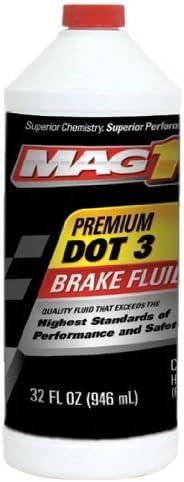 MAG1 120 Premium DOT 3 Brake Fluid