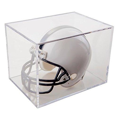 The Original Ballqube Mini Football/Helmet Display Box