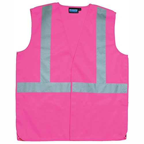 ERB Safety Products 62232 S725 Non ANSI Women's Break-Away, 3X-Large, Pink by ERB