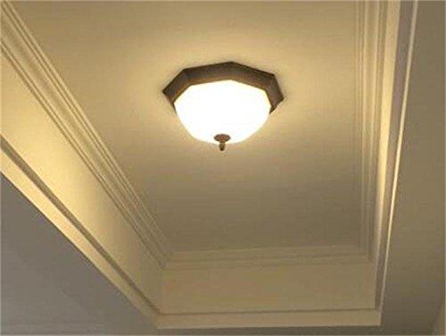 Illuminazione Ingresso Casa : Semplice paese americano led europea lampade a soffitto scala