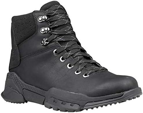 Timberland Men s CityForce Future Hiker Boots Black Full-Grain