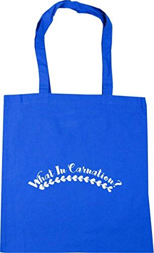 De Azul Aciano Algodón Mujer Playa Bolsa Hippowarehouse RTwxv6q5an