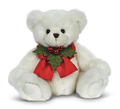 Bearington Hollister Hollybeary Christmas Stuffed Animal Teddy Bear, 15