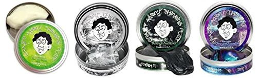 Crazy Aaron's Best Sellers Assortment, Large 4'' tins by Crazy Aaron's (Image #2)