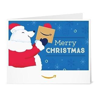 Amazon Gift Card - Print - North Pole Delivery Service (B077762RYC) | Amazon price tracker / tracking, Amazon price history charts, Amazon price watches, Amazon price drop alerts