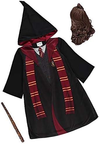 Disfraz de Hermione Granger de George Harry Potter para niños de ...