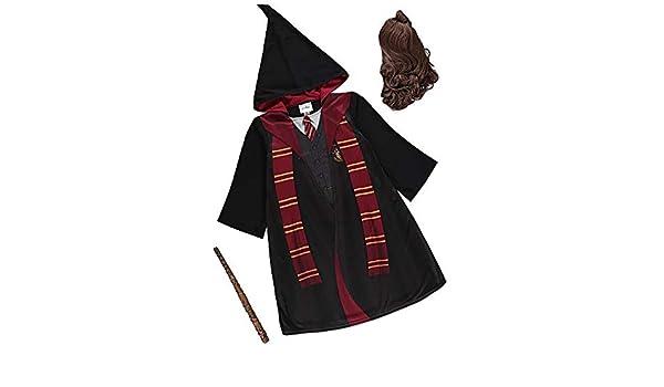Disfraz de Hermione Granger de George Harry Potter para niños de 5 ...