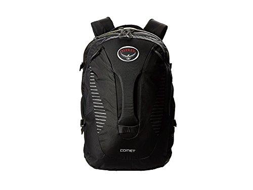 [オスプレー] Osprey メンズ Comet バックパック [並行輸入品]  ブラック B01N7EV5TW