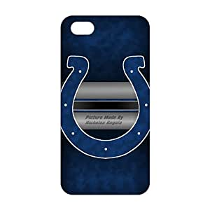 Real-Fashion Indianapolis Colts (3D)Phone Case for iPhone 4/4s
