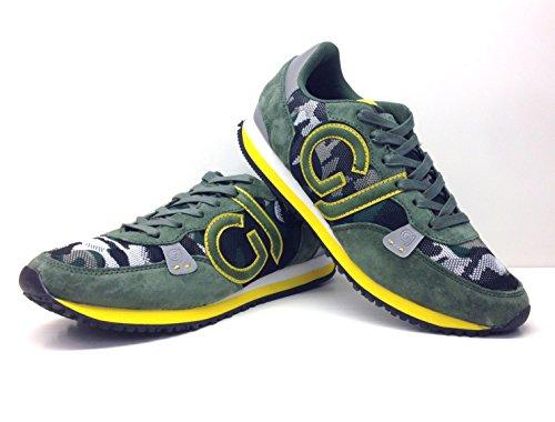 Gaudì Zapatillas Para Hombre Verde Olive/Military
