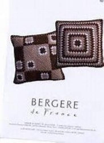Bergere de France Crochet patrón para cojines. (111.10 ...