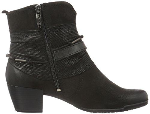 Boot Black Combo Women's Tamaris 25349 wqX8pEnUn