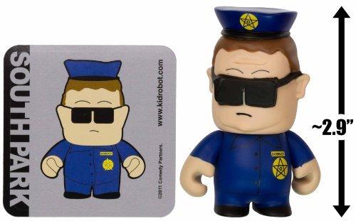 (Officer Barbrady ~2.9