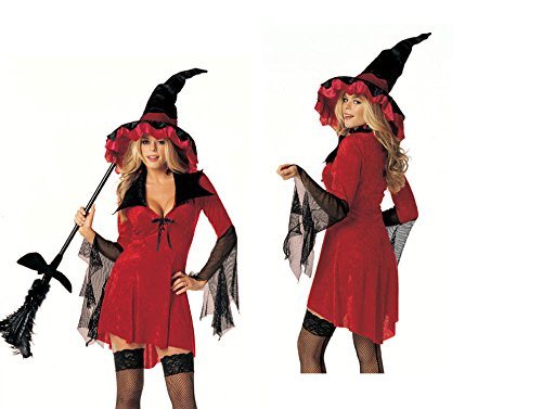 Sexy Witchy Woman Costume - M/L