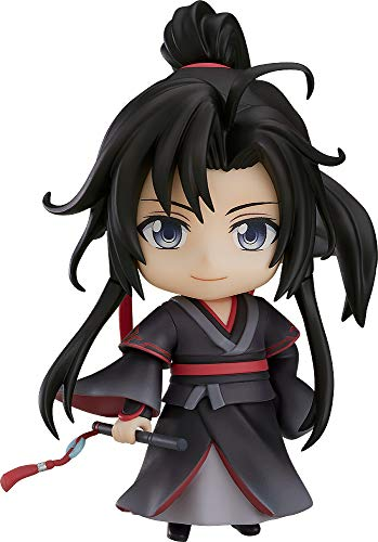 - Good Smile Arts Shanghai The Master of Diabolism (Grandmaster of Demonic Cultivation): Wei Wuxian Nendoroid Action Figure