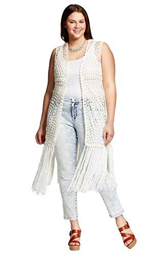 Cliche Womens Crochet Fashion Layering