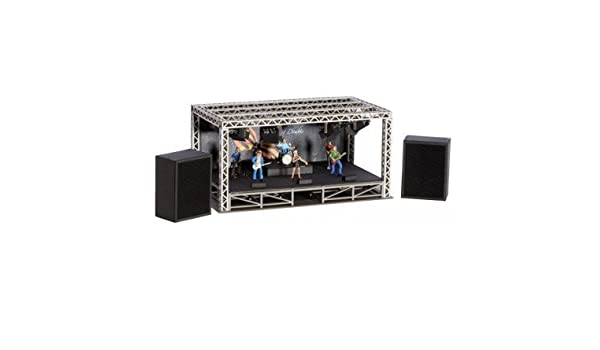 Noch 66821 Micro-Motion Rock Concert HO Scale by Noch Micro-Motion ...