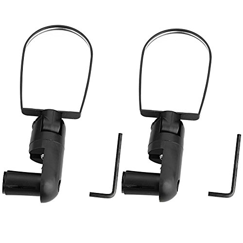SIENOC Adjustable Flexible Handlebar Rearview product image