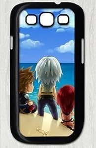 Kingdom Hearts Personalized Custom Hard CASE for Samsung Galaxy S3 Durable Case Cover (WCA Designed) WANGJING JINDA