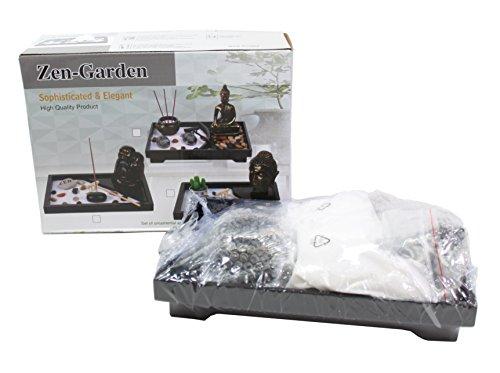 Tabletop-Zen-Garden-Buddha-Rock-Rake-Sand-Candle-Incense-Burner-Home-Decor-Gift