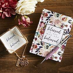 US Gifts Blessed is She Who Has Believed Pendant - 6/pk by US Gifts (Image #2)
