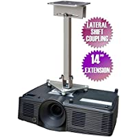 Projector Ceiling Mount for Panasonic PT-FW430 PT-FX400